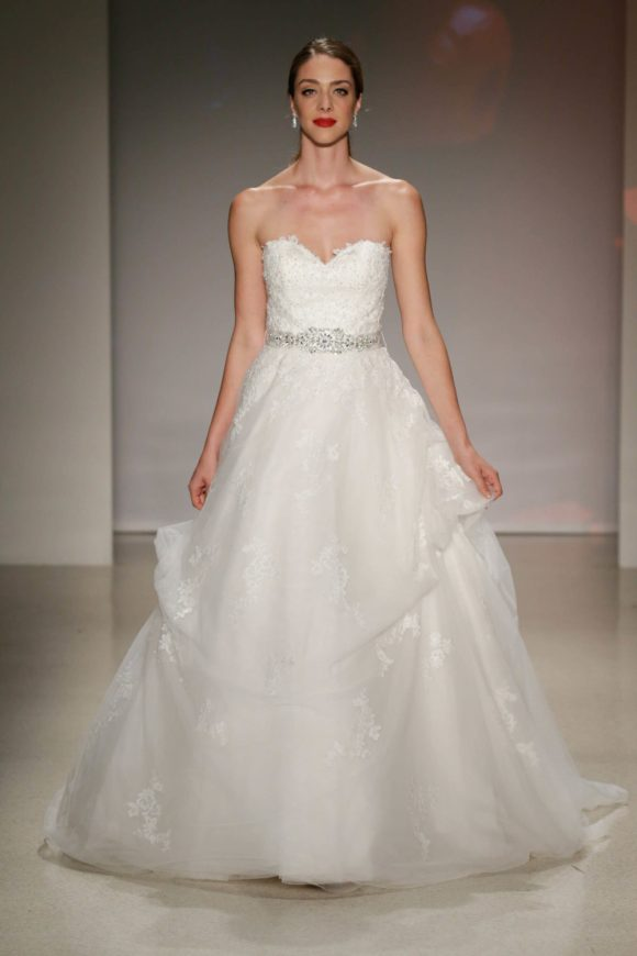 Belle, Collection 2017, Disney Fairy Tale Weddings, by Alfred Angelo