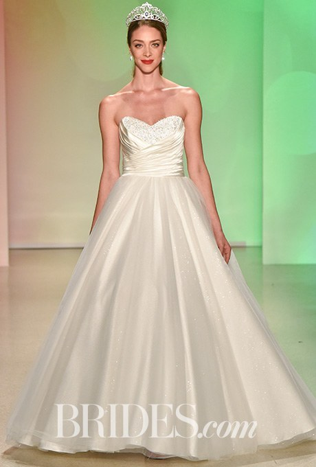 Cinderella, Collection 2017, Disney Fairy Tale Weddings, by Alfred Angelo