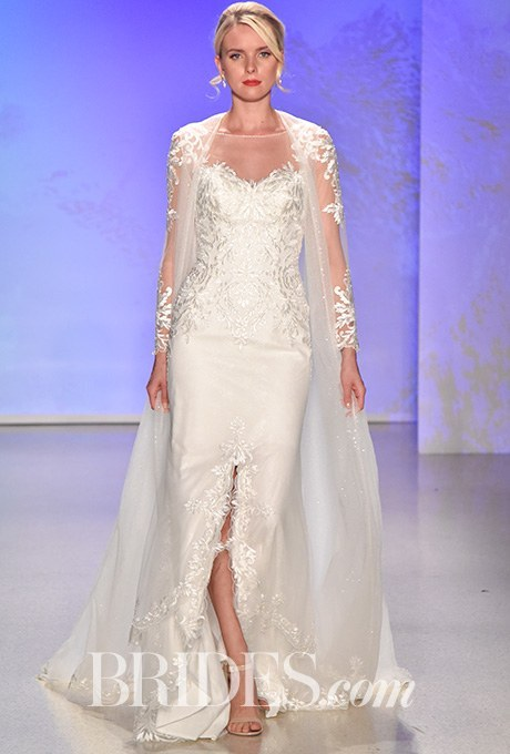 Elsa, Collection 2017, Disney Fairy Tale Weddings, by Alfred Angelo