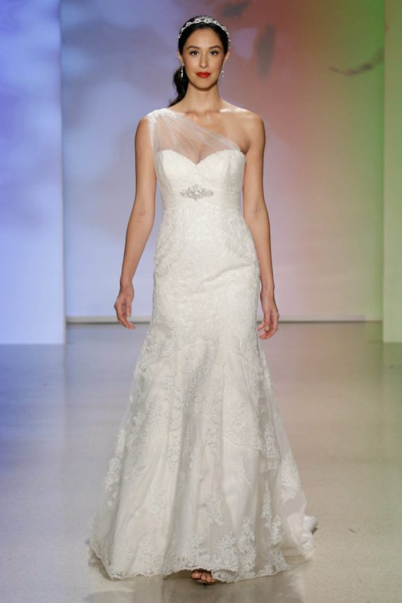 Pocahontas, Collection 2017, Disney Fairy Tale Weddings, by Alfred Angelo
