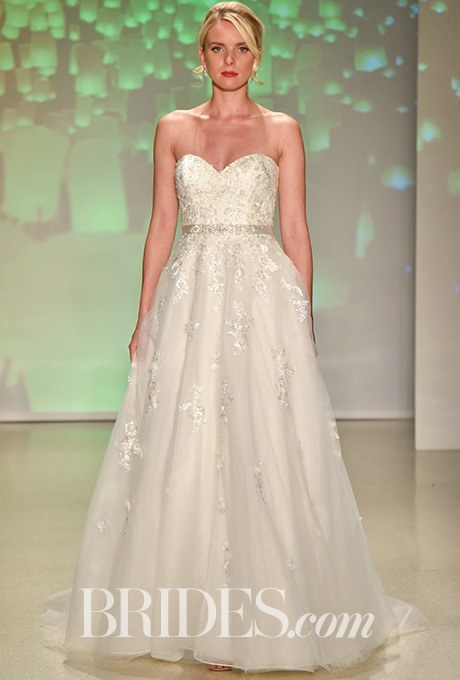 Rapunzel, Collection 2017, Disney Fairy Tale Weddings, by Alfred Angelo