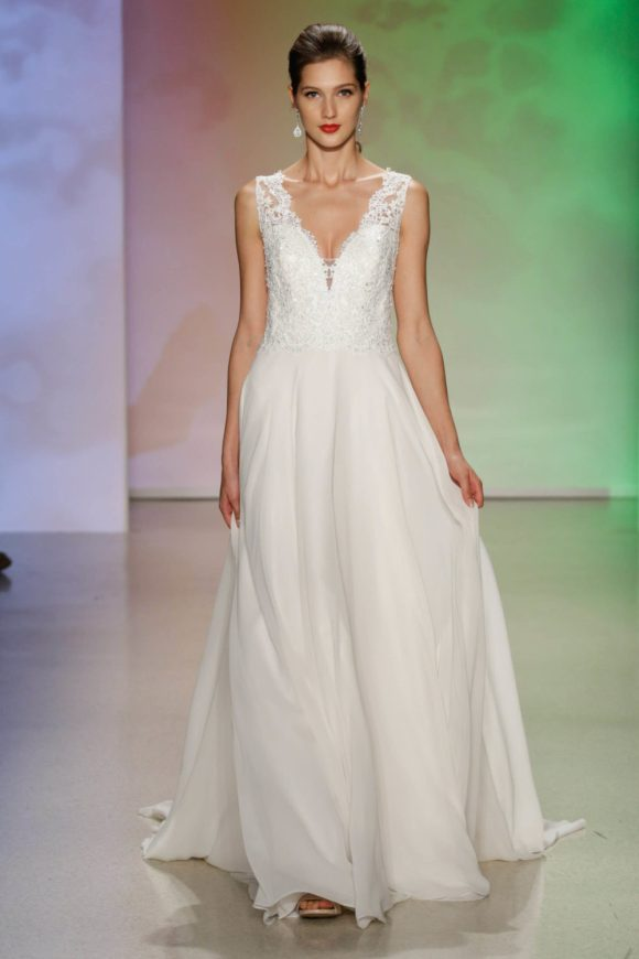 Sleeping Beauty, Collection 2017, Disney Fairy Tale Weddings, by Alfred Angelo