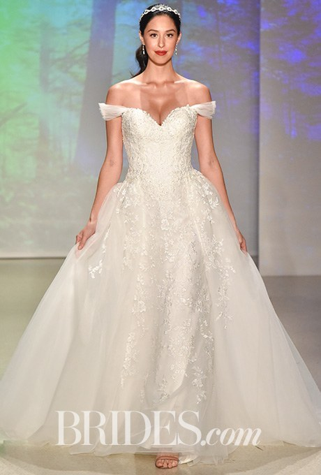 Snow White, Collection 2017, Disney Fairy Tale Weddings, by Alfred Angelo