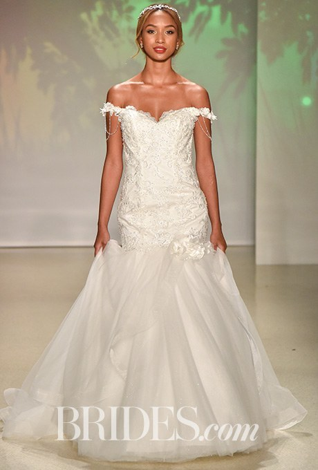 Tiana, Collection 2017, Disney Fairy Tale Weddings, by Alfred Angelo